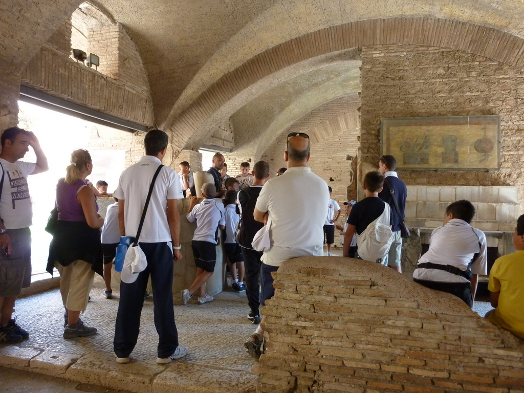 how to get to ostia antica from rome termini
