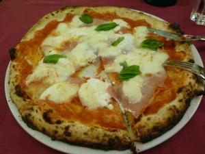 Very fresh Mozzarella di Bufala is key!