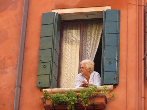 Window, Venezia