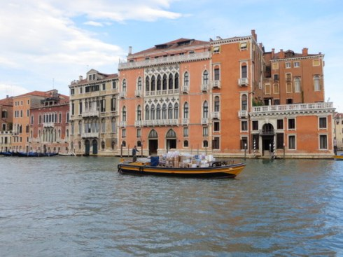 Grand Canal Palazzo