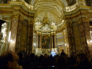 Seat of the Portuguese Catholic Church in Rome with an exceptional organ and organist.