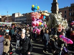 Piazza Navona Jan 6