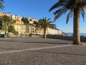Lovely piazza in Porto Santo Stefano. Great hangout factor.