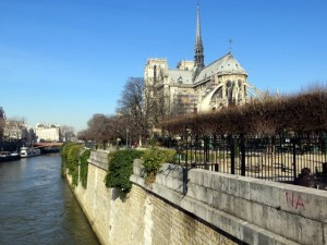 Notre Dame, of course!