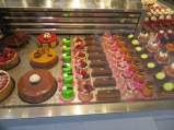 Delectable sweets - the French excel at pastries.