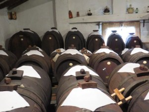 This is not your average balsamico. This is Aceto Balsamico Tradizionale di Modena, another thing entirely.