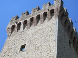 Montese has a castle dating back to the 13th century.
