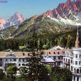 Grand Hotel Wildbad back in the day....