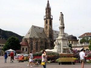 Piazza Walther, Bolzano