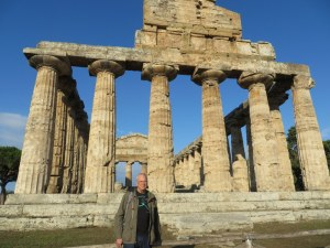 Ric at Temple of Ceres.