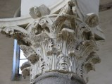 Detail of a capital, Santo Stefano Rotondo.