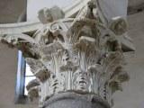 Detail of a capital, Santo Stefano Rotondo.