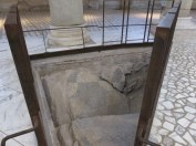 Beneath Santo Stefano is a 2nd century Mithraic temple.