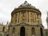 Great library at Oxford.