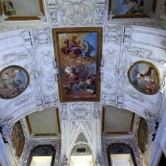 Ceiling detail, La Venaria Reale.