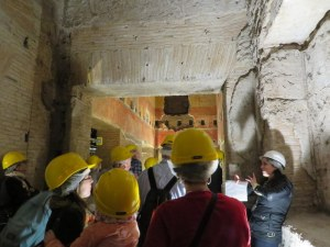 Hard-hat tour of Nero's