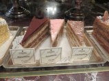 Typical Viennese pastries at Demel.