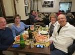 Dinner with friends at a Venetian favorite, NoNo Risorto.