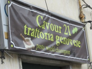 Cavour 21 - Pesto World Champ!