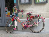 Avignon bicycle.