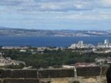 Incredible views from Edinburgh Castle!