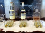 One of many tasting we had, with and without tours, Cragganmore was a favorite: a small distillery with a distinctive whisky that may be Ric's new fave.