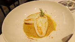 Grilled calamari, La Bula, Bra.