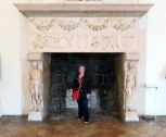 The Palazzo Ducale has some mighty big fireplaces.