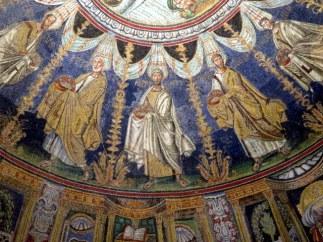 Amazing mosaics of Ravenna.