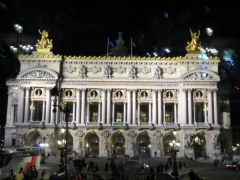 Opera Garnier seen from Bustronome.