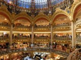 Galleries Lafayette. This is what a department store should be.