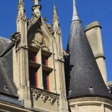 Hôtel de Sens, detail.